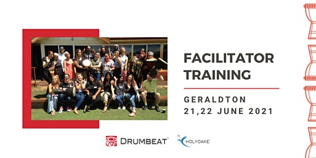 DRUMBEAT 2 Day Facilitator Training | Geraldton | WA tickets