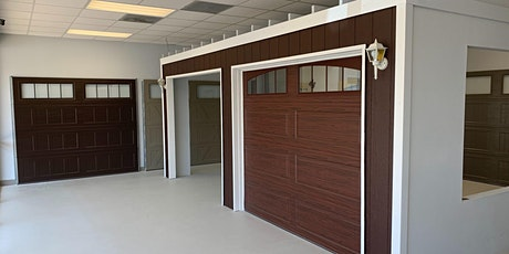 Free consultation about garage doors repairing tickets