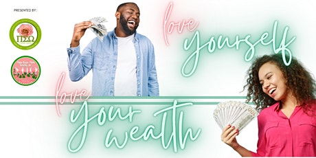 Love Yourself, Love Your Wealth tickets
