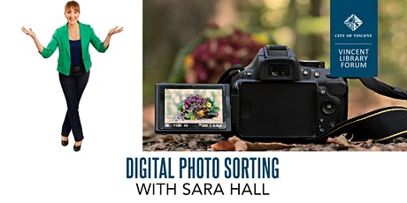 Digital Photo Sorting with Sara Hall tickets