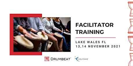 DRUMBEAT 2 Day Facilitator Training   Lake Wales   FL entradas