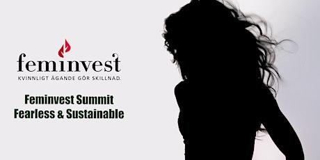 Fearless & Sustainable  - Dag 2  En inspirationskväll för entreprenörer billets
