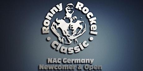 Ronny Rockel Classic Tickets