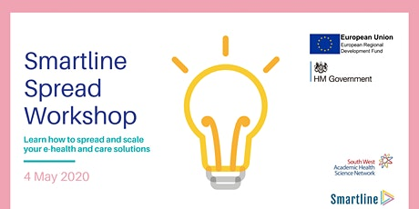 May - Spreading and Scaling Follow on Workshop - ehealth and care solutions tickets