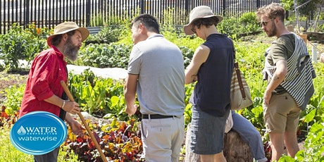 Introduction to Waterwise Gardening (Two Part Workshop) - No 2 tickets