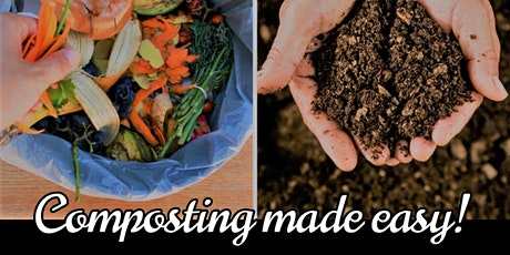 Farm Day Out Workshop: Become a SOILMATE - Learn about Aerobic Composting tickets