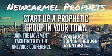 NewCarmel Prophetic hubs tickets