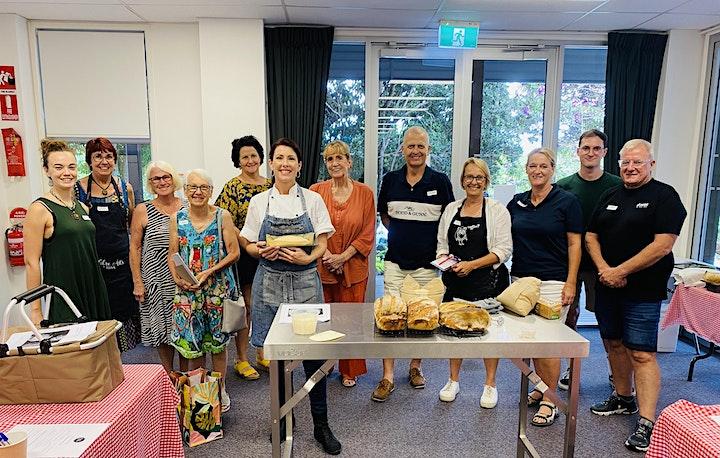 Sourdough Bread Making Workshop image