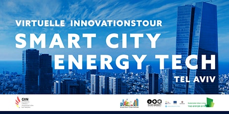 Virtuelle Innovationstour, SMART CITY - ENERGY TECH, Tel Aviv tickets