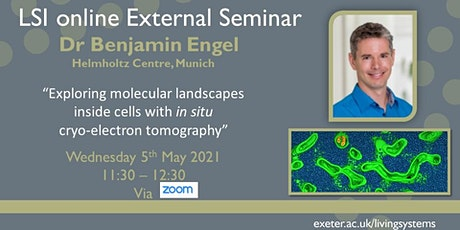 LSI online External Seminar presents Dr Benjamin Engel tickets