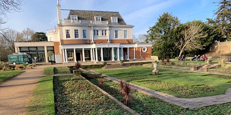 Two parks, the Thames Path and historic houses tickets