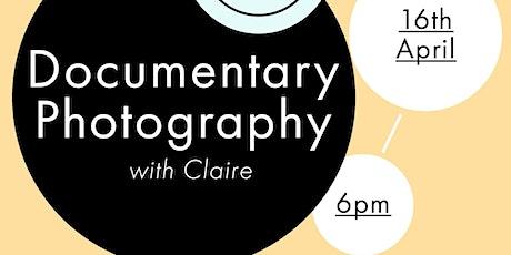 Documentary Photography tickets