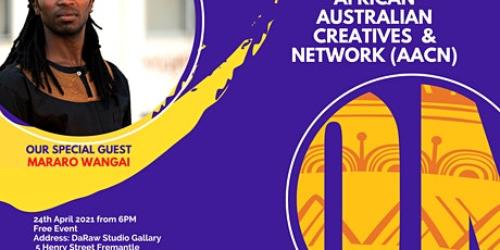 African Australian Creative & Networks (AACN) tickets