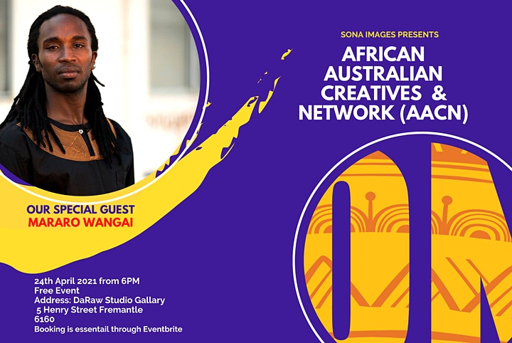 African Australian Creative & Networks (AACN) image