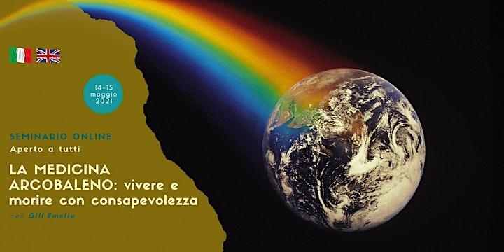 Immagine LA MEDICINA ARCOBALENO // RAINBOW MEDICINE