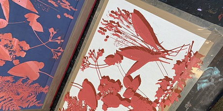 Textile Screen Printing from Nature tickets