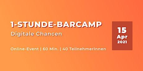 1-Stunde-Barcamp: Digitale Zusammenarbeit (7. Edition) tickets