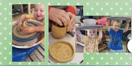 Clay Club:  Kid's Holiday Pottery Course tickets