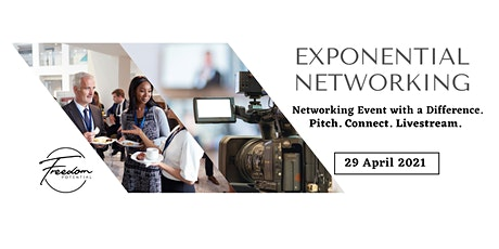 Exponential Networking Event tickets