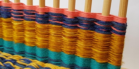Peg Loom Weaving Workshop tickets