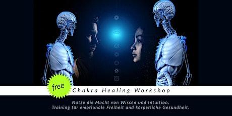 Chakra Workshop für emotionale Freiheit und körperliche Gesundheit Tickets