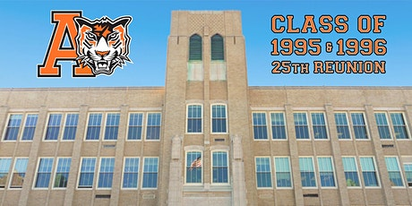 ACHS 25th Year Reunion Classes of '95 & '96 tickets