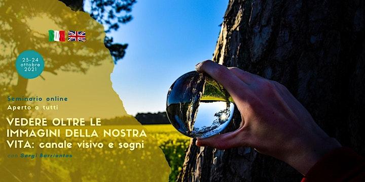 Immagine VEDERE OLTRE LE IMMAGINI DELLA NOSTRA VITA  / SEEING BEYOND THE IMAGES OF..