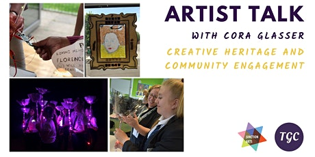 This Girl Codes: Artist's talk with Cora Glasser and Junction Arts tickets