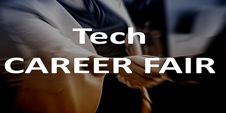 Tech Career Fair: Exclusive Tech Hiring Event-New Tickets Available tickets