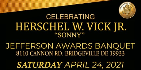 Sonny Vick Jefferson Awards Banquet tickets