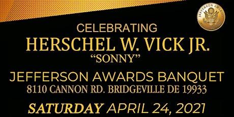 Sonny Vick Jefferson Awards Banquet entradas