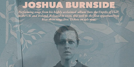 Joshua Burnside  - Sandinos Derry tickets