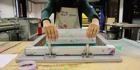 Mono-Screen Printing Workshop tickets