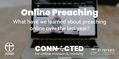 Online Preaching: What have we learned? tickets