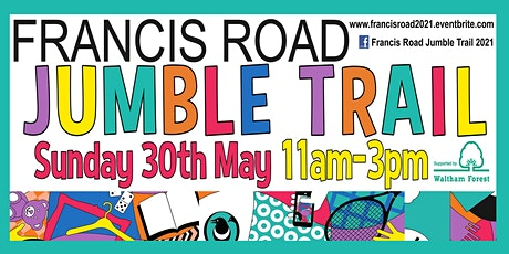 Francis Road Jumble Trail 2021 tickets