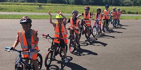 Bikeability Learn to Ride for Children - £10 tickets
