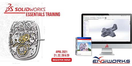 SOLIDWORKS Essentials Training (April 2021) - ONLINE tickets