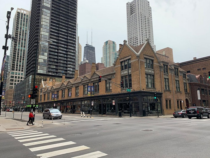 Virtual Tour: Mansions and Mysteries in Chicago's River North image