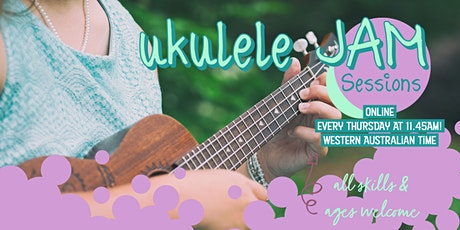 Ukulele Jam Session - All skills & ages welcome tickets