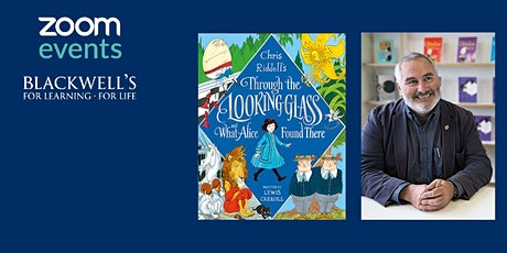 Through the Looking Glass with Chris Riddell tickets