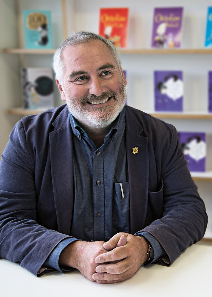 Through the Looking Glass with Chris Riddell image