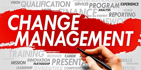 Change Management certification Training In Charlotte, NC tickets