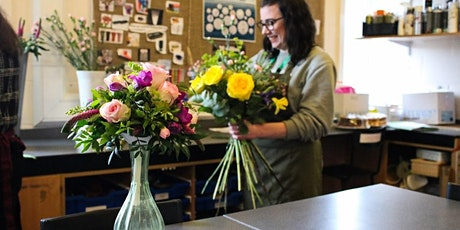 Leisure Learning:  Introduction to Floristry Workshop tickets