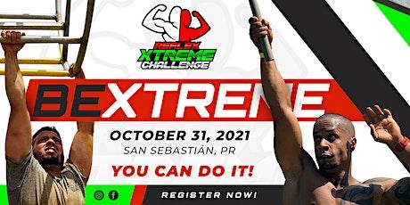 Reflex Xtreme Challenge tickets