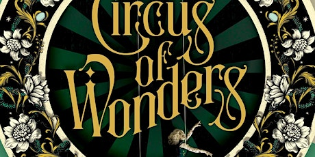 An evening with Elizabeth Macneal Circus Of Wonders tickets