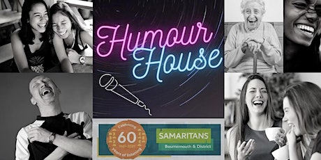 Humour House Comedy Night tickets