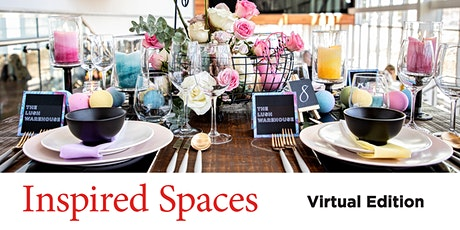 Inspired Spaces Tabletop Challenge tickets
