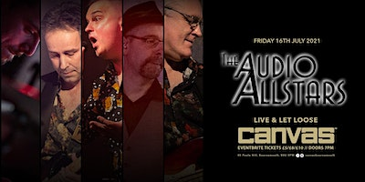 The Audio Allstars: Live & Let Loose