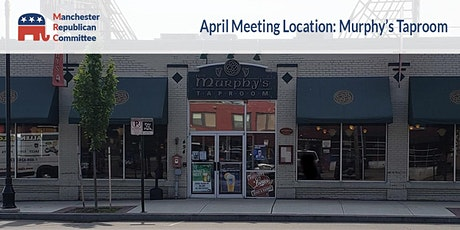 Manchester Republican Committee - April Meeting tickets