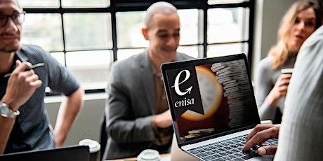 Webinar ENISA 2021: Claves y condiciones boletos